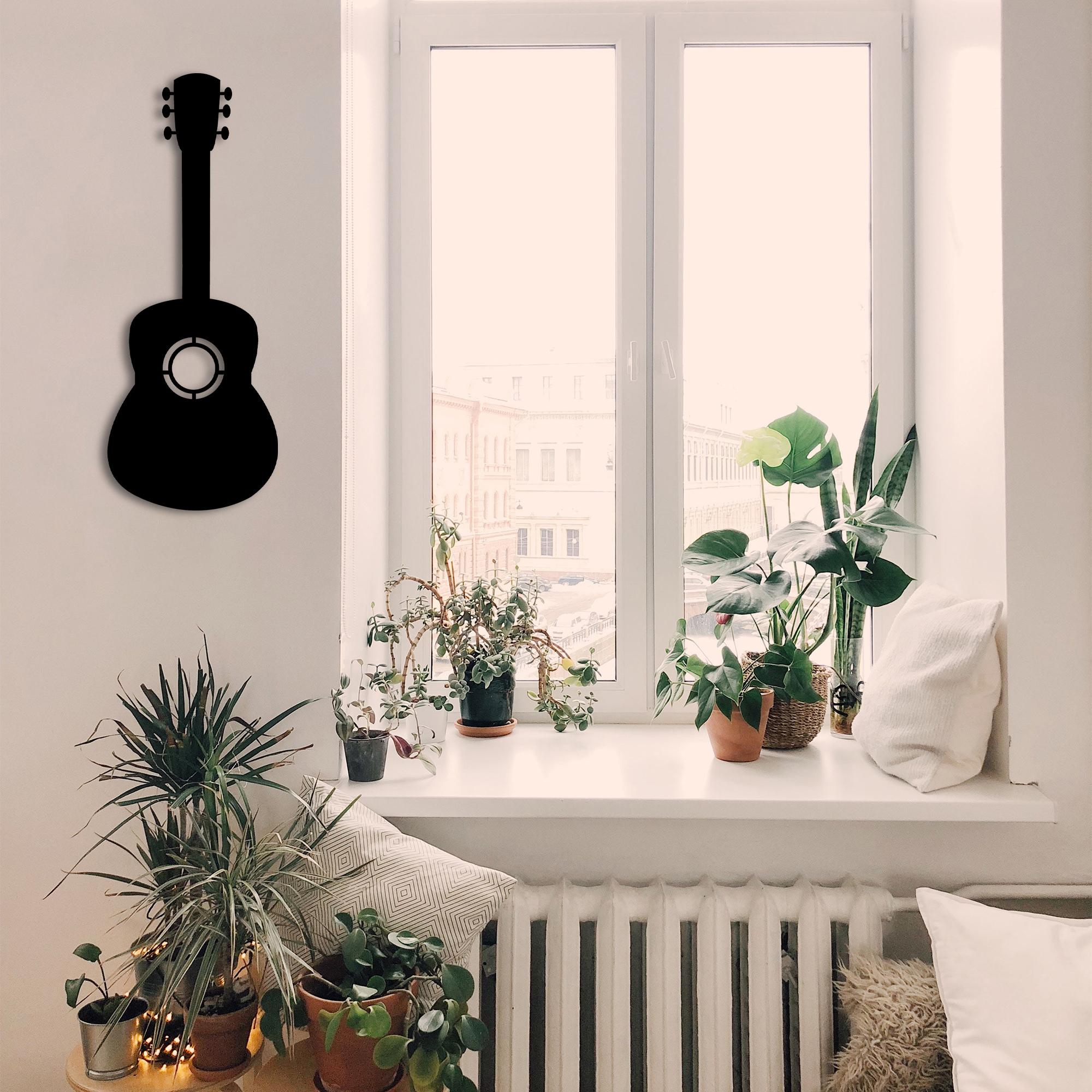 Acoustic Guitar II – Metal Tablo