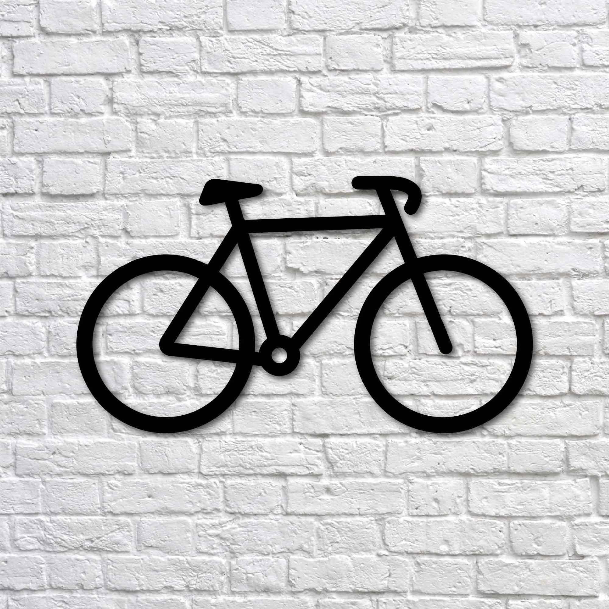 Bicycle – Mini Metal Tablo