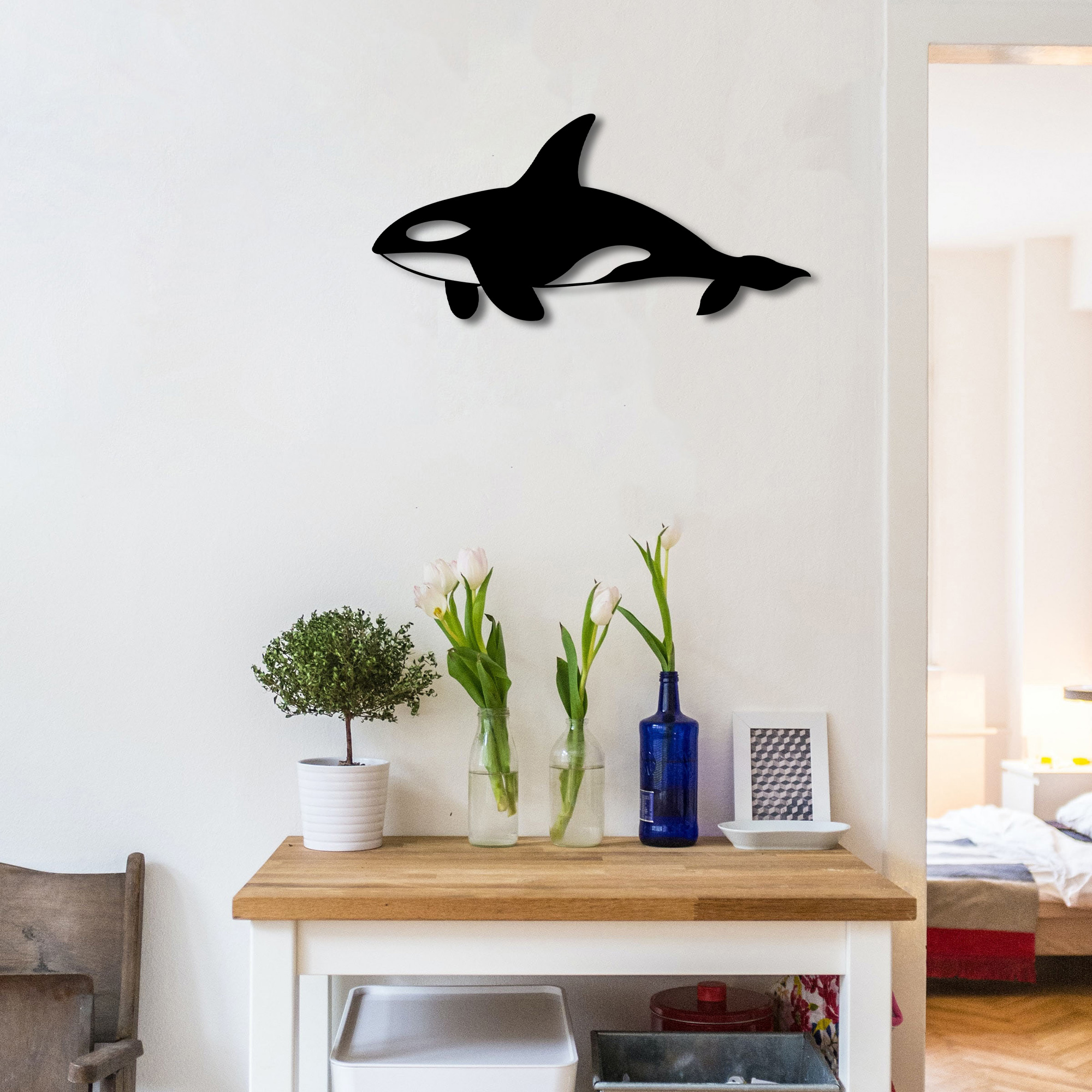 Orca – Metal Tablo