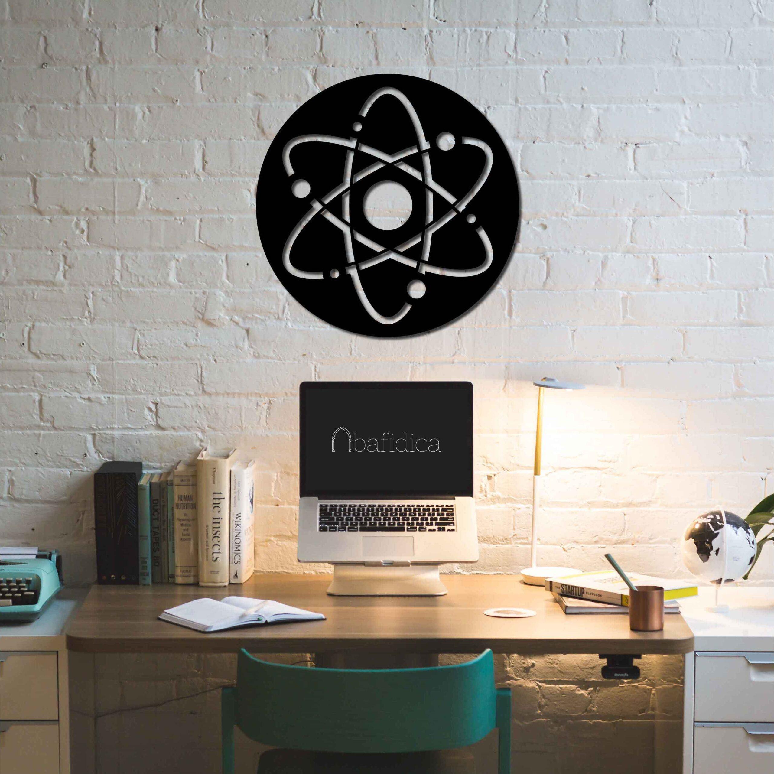 Atom I – Metal Tablo